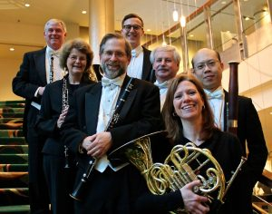 From our Collection: Symphonic Winds with members of the Hartford Symphony @ private