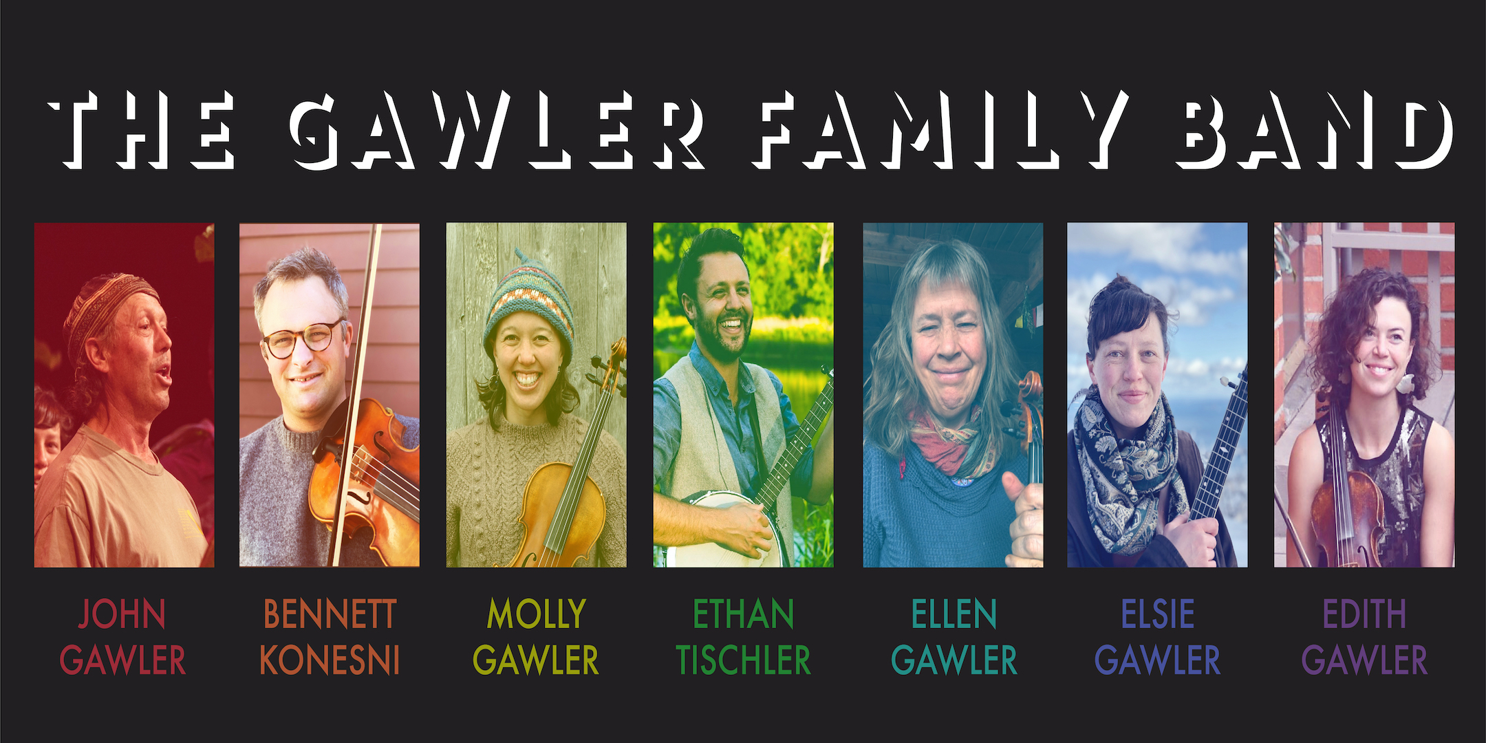 Welcome in the Light Concert and Workshops with the Gawler Family Band @ Bagaduce Music Website