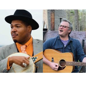 From our Collection: 'Brown & Polar' with Blind Boy Jerron Paxton & Bennett Konesni @ Tinder Hearth